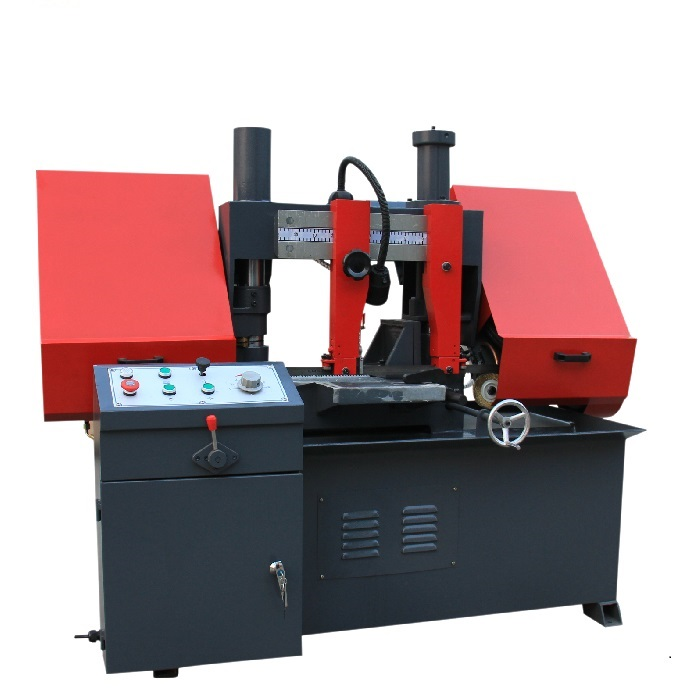 GH4240 metal metal cut saw band sawing machine band saw with CE