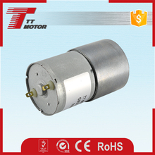 800r/min 24 volt dc gear motor with encoder for Electronic door locks