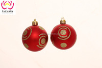 Popular Matte Ball Set With Christmas Tree Decoration