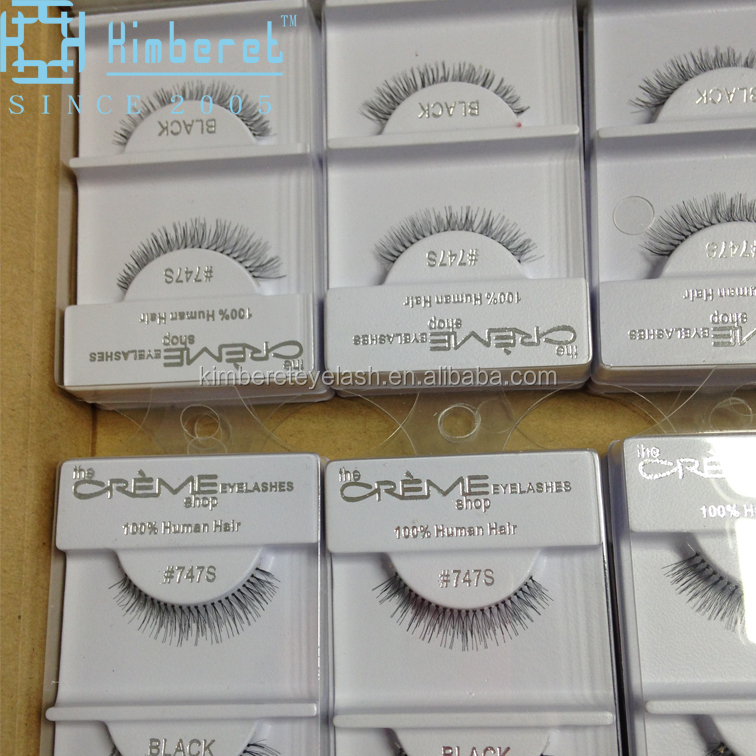 Newest material Own brand fales eyelashes wholesale false eyelash eyelashes boxes