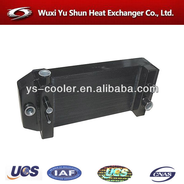 hot selling high performance aluminum radiator for Suzuki swift