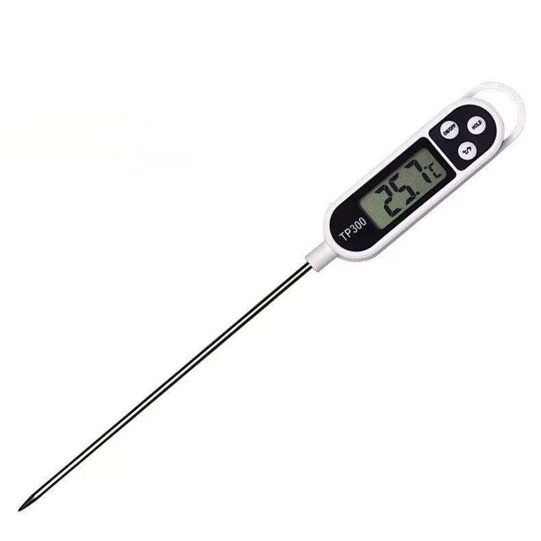 TP300 Digital thermometer household Kitchen cooking food Thermometer BBQ meat thermometer