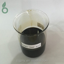 Chemical Application High-temp Crude Coal Tar With High Quality