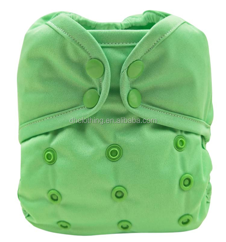 [Rainbow Island] one size diaper cover PUL reusable waterproof cloth nappy cover with piping customized