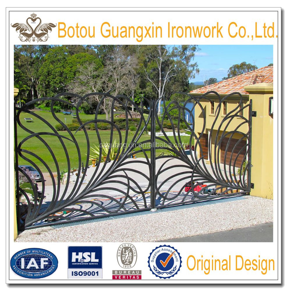 Elegant metal iron Dreamy Doors Garden Gates And Doors Iron Gate Ideas