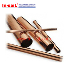 China supplier OEM service precision small diameter thin wall copper tube 6mm manufacturer
