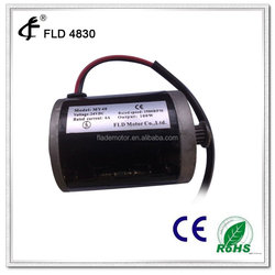 24v 120w brush dc motor for electric scooter/electric motorcycle