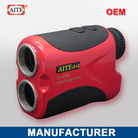 Aite Brnad 6*24 600Meters(Yard) Laser Speed measure Function Rangefinder gun and ammo
