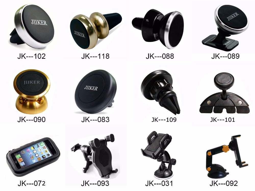 2017 fashion car phone cradle easy use magnetic mobile phone car holder