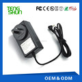 TengShun hot sale portable 12v 1a charger for 7ah lifepo4 battery