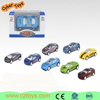 Hot die cast model car miniature toy for promotional