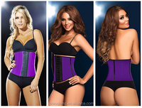 fast weight loss girdle slimming belt waist training corsets