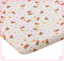 baby cot covers knitted cotton jersey fitted baby crib sheet