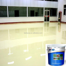 High performance epoxy 3d floor paint for hospital laboratory