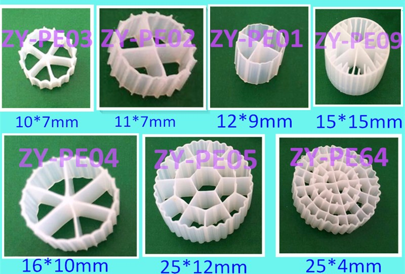 Hot selling COD removal rate>70% Moving Bed Biofilm reactor media