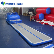 Popular home use training gymnastics air track set /inflatable yoga / air board