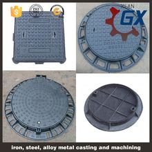 Wholesale high quality Ductile casting iron water meter manhole cover