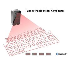 High Power professional wireless virtual infrared laser keyboard mouse speaker function