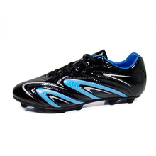 Mens Soccer Shoes Athletic Sport Sneakers Outdoor Long Spikes FG Football Shoes Boys Soccer Sneakers Mens Trainers Futsal Shoes