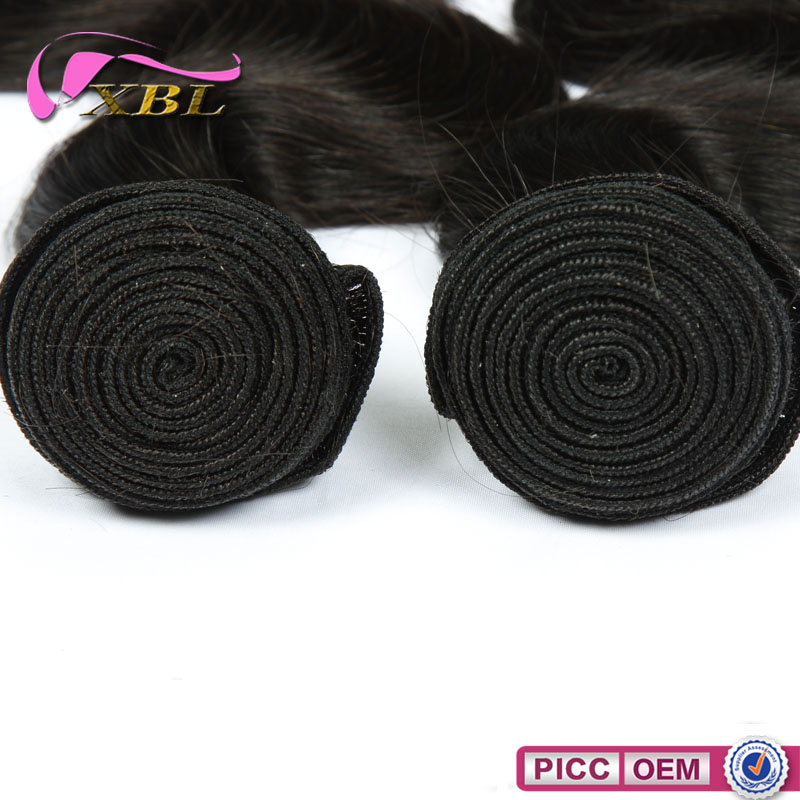 One Donor Human Hair Extensions 100 Virgin Malaysian Curly Weave