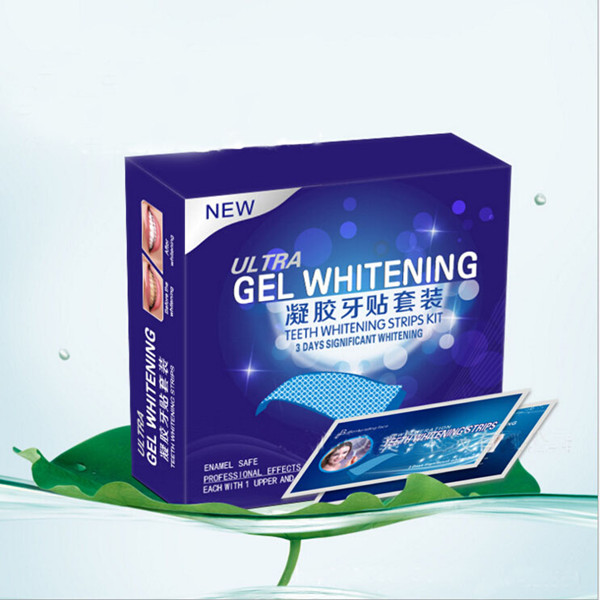 Teeth whitening kit Teeth whitening strips Gel Care Oral Hygiene