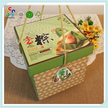 wholesale beautiful customized sharp design colorful gift christmas candy box