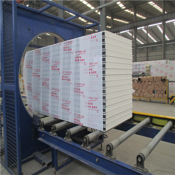 PU(Polyurethane) / PIR sandwich air duct panel for HVAC ducting work