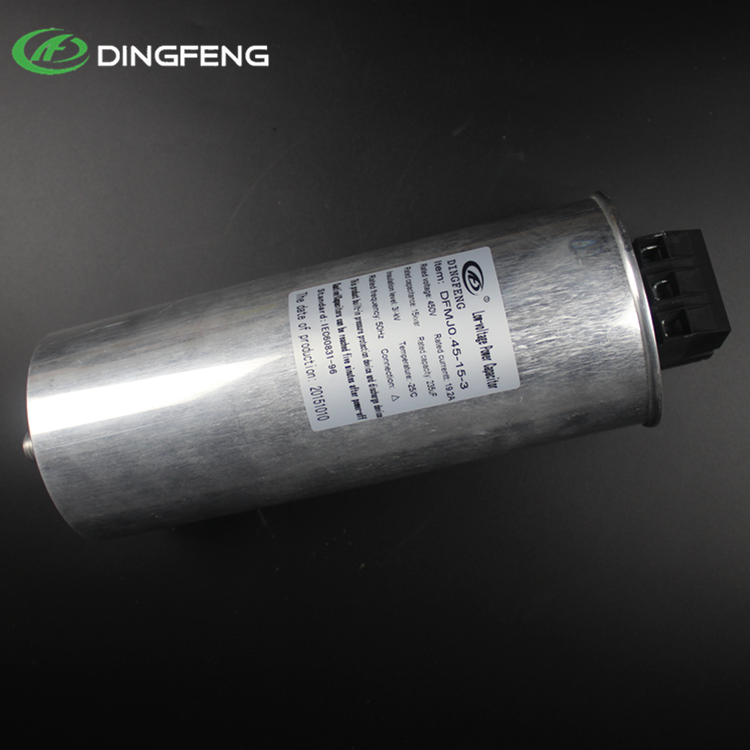 single phase capacitor bank 10 kvar power capacitor