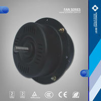 low noise ac air conditioner mist fan