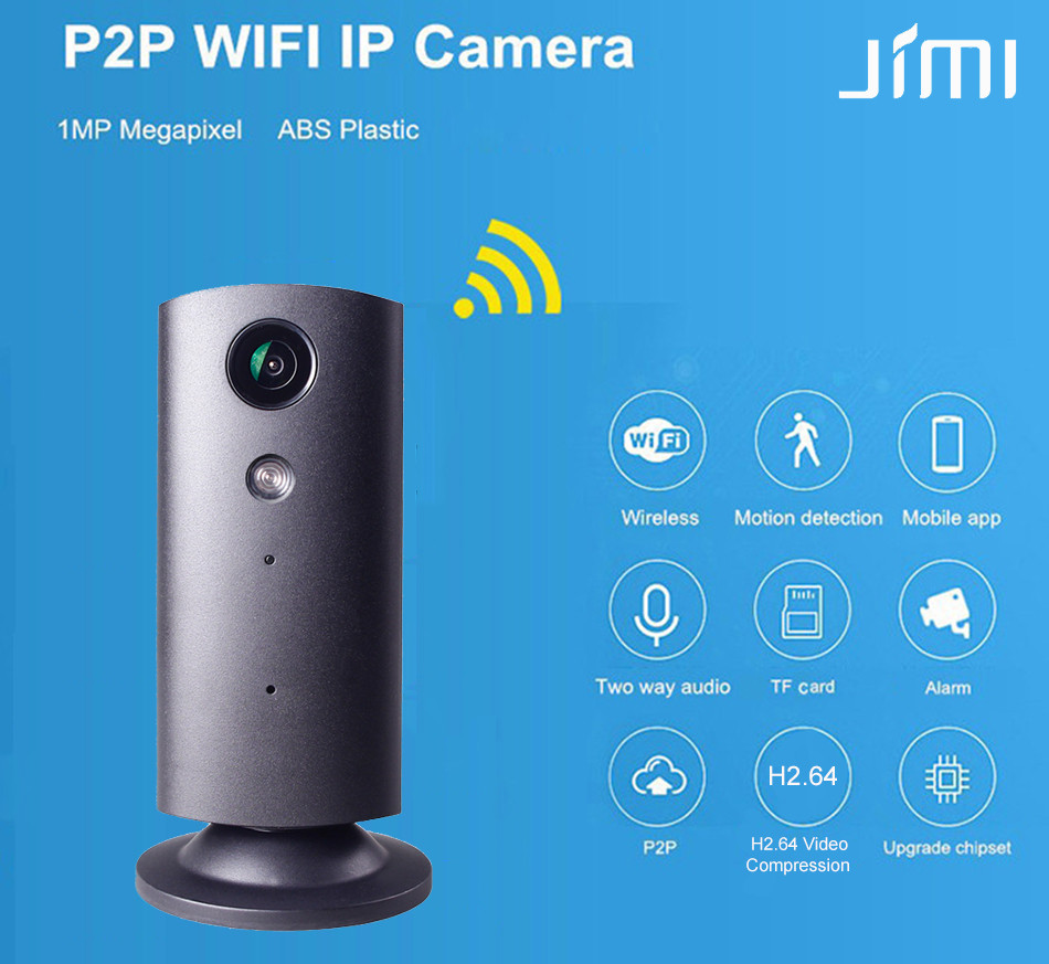 Hidden camera with night vision mini wireless camera video install 360 degree placement