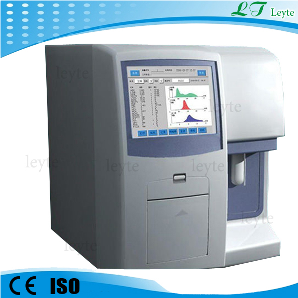 LT830 3 part automatic hematology analyzer blood analysis machine