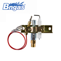 B880304 top-rated room safety gas heater parts ods pilot burner with flame sensor