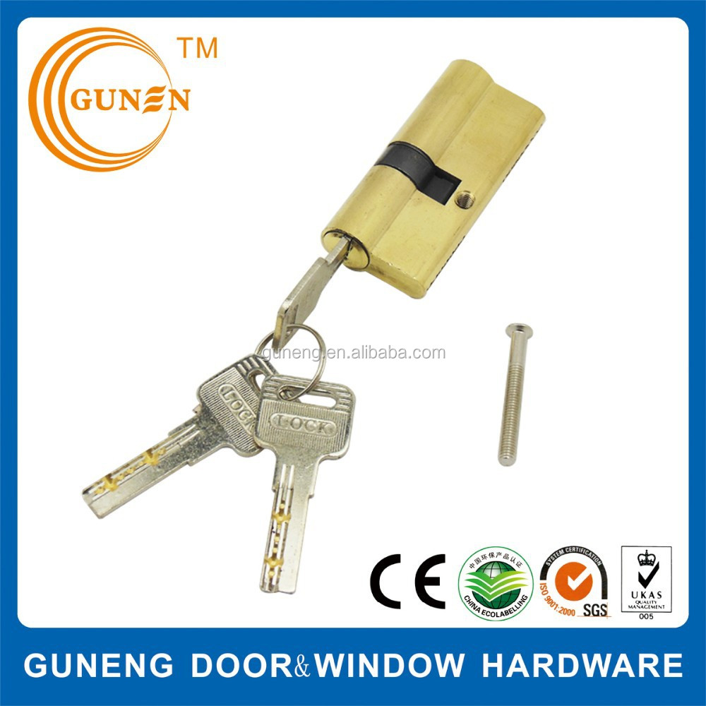 Wenzhou Manufacturing medeco cylindrical door key lock