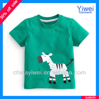 Supplier Kids Clothing Wholesale Boys Tee Shirt