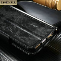 For i phone 5 leather case ,Hot Sale wallet display case for i phone 5 leather case