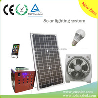 Mobile Charger functional Portable Solar Power System for India