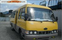 used combi bus 25 seats