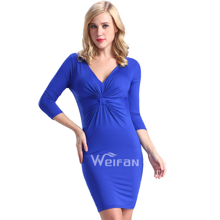 Xxl Size Women Casual Dress Latest Dress Patterns Ladies