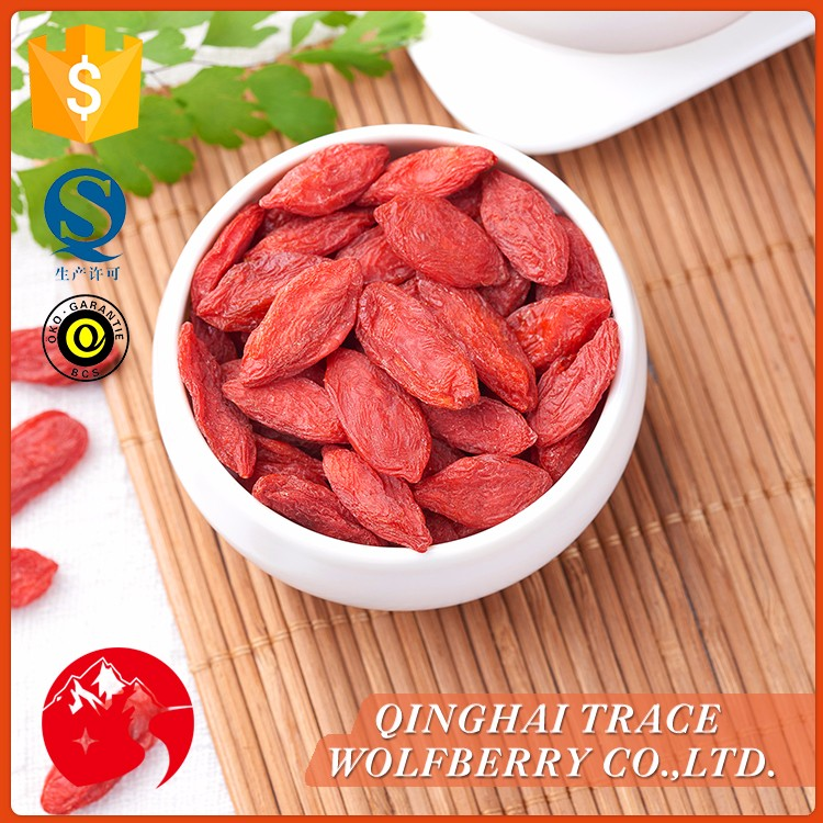 Organic goji berries,goji berry dried price,certified organic ningxia goji berry