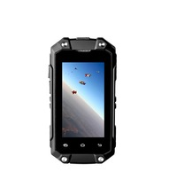 China Android rugged phone 2.45 inch mini size rugged waterproof cell phone GPS