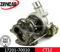 CT12C 17201-70010 Turbocharger For TOYOTA SOARA SUPRA Twin Turbo 2JZ-GTE
