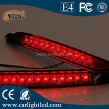 Rear bumper reflector light rear bumper led lights 2012 Hyundai Elantra MDAvante led rear lights