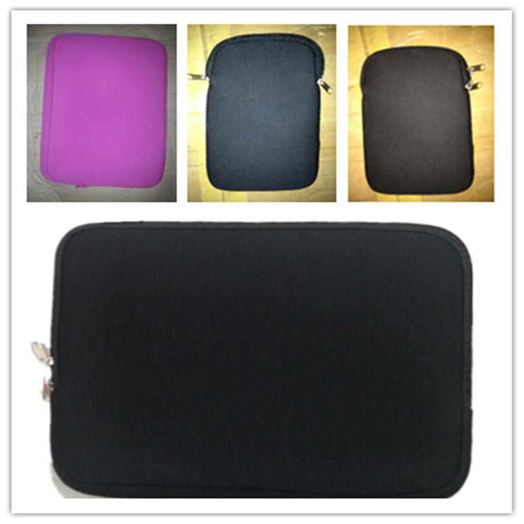 Chinese Supplier 8 Inch Neoprene Bag Waterproof Zipper Bag Neoprene Protective Bag for ipad mini
