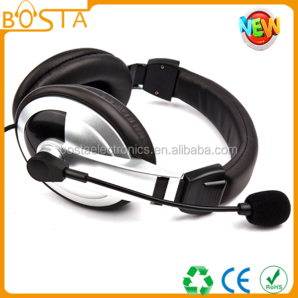 fashion comfortable headband headphone