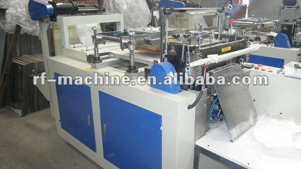 DST rubber glove making machine