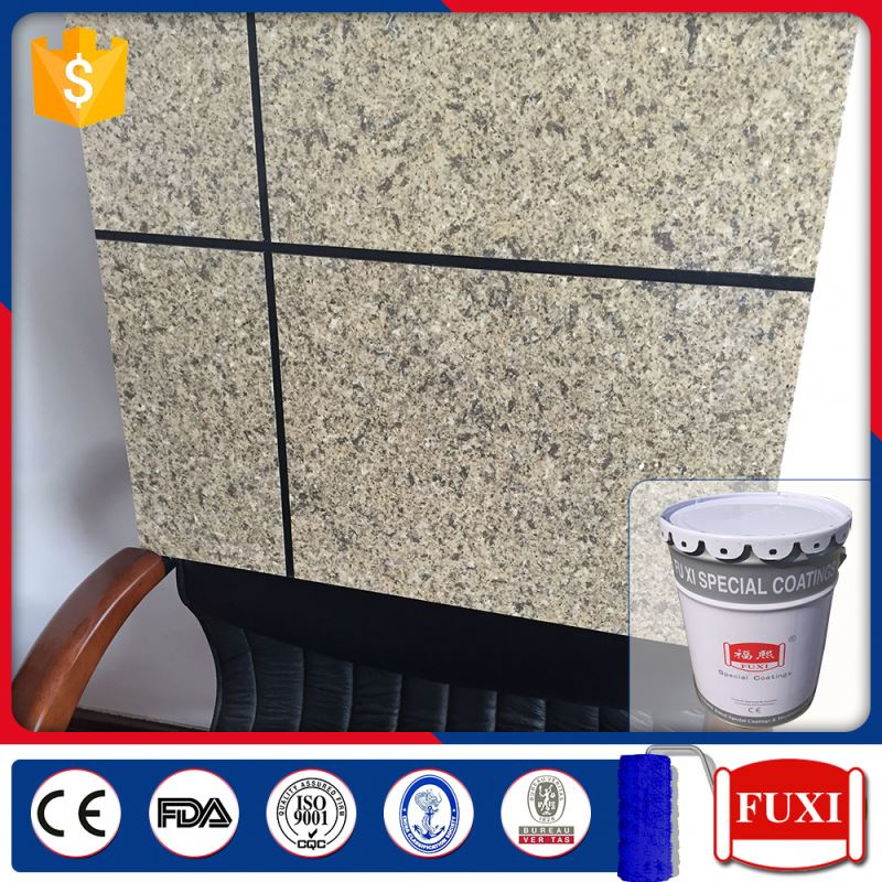 Waterproof Exterior Liquid Granite Effect Stone Spray Wall Paint For Building