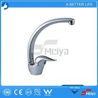 Hot Popular Brass Basin Chrome Led Kitchen Faucet