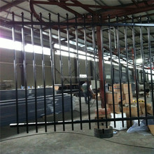 High quality Metal Fence Panels / Decorative Wrought Iron Panels