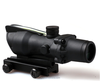 Gun accessories ACOG 4x32MM BAC hunting or sports red/green reticle sight optics rifle scopes