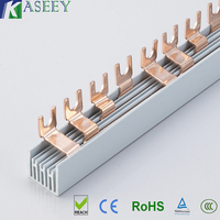 4P 32A BUSBAR USED FOR ELECTRIC BUSBAR SYSTEM,BUS BAR
